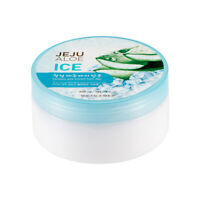 [THE FACE SHOP] Jeju Aloe Refreshing Soothing Ice Gel - 300ml