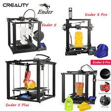 Creality 3D Ender 3 / 3 Pro Ender 5/ 5 Pro / 5 Plus 3D Printers Great Price D2K6