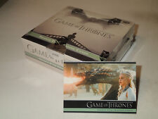Game of Thrones Season 5 Factory Sealed Trading Card Box! + P1 Promo Card!