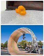 ULTRA RARE SPIRAL SHAPED CRUNCHY CHEETO! LOOKS LIKE TONY HAWK'S 360 SKATE LOOP!!