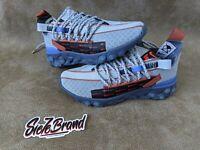 Nike React ISPA Wolf Grey Sapphire Men's (Size 4- 6.5) CT2692-001