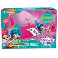 Shimmer and Shine Fabrica tus Pegatinas de la Serie Original TV Juguete Niña NEW