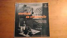 33T vintage - Musique au crépuscule - André silvano et son orchestre