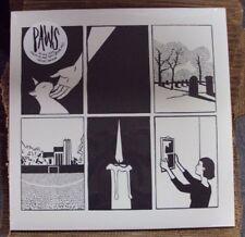 PAWS No Grace LP SEALED indie-rock Fat Cat w/download