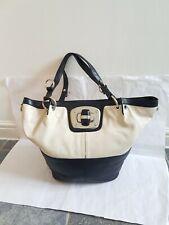 Genuine/ Karen millen bag Black and white.