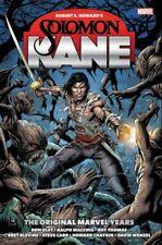 Solomon Kane The Original Marvel Years Omnibus - 9781302925147