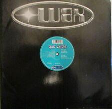 "QUO VARDIS ~ Sonic Boom ~ 12"" Single"