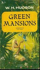 GREEN MANSIONS by W.H. Hudson (1965) Airmont pb