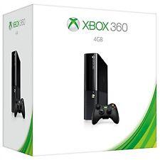 Xbox360 4GB  E Console  (PAL) Black