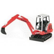 Bruder Toys 02432 Pro Series Schaeff HR16 Mini Digger Excavator Toy Model 1:16