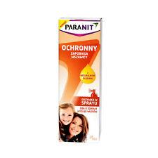 PARANIT spray ochronny przeciw wszawicy wszy, protection against lice 100 ml