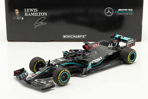 L. Hamilton Mercedes-AMG F1 W11 #44 Sieger Steiermark GP Formel 1 Weltmeister 2