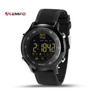 LEMFO Smartwatch Bracelet Bluetooth Sport Handyuhr wasserdichte für Android iOS
