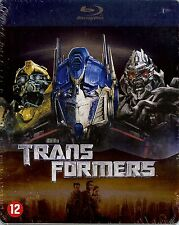 Transformers Limited Edition MetalPak SteelBook (Region Free Netherlands Import)