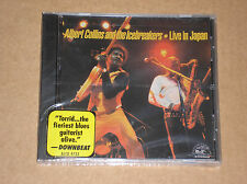 ALBERT COLLINS - AND THE ICEBREAKERS - LIVE IN JAPAN - CD NUOVO (SEALED)