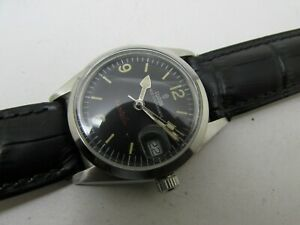 VINTAGE TUDOR RANGER 9050 PRINCE OYSTERDATE  AUTOMATIC SWISS MAN WATCH