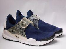 Nike soct Dardo infantil Zapatilla de deporte Midnight Navy Negro Run Size 4.5