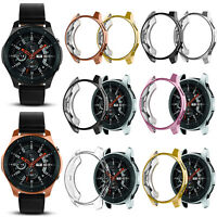 Anti-scratch Protect TPU Case Cover For 46mm 42mm Samsung Galaxy Smart Watch NEW