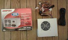 New CompUSA Comp USA Norwood Micro ISO-500 500 Watt ATX Power Supply 282827