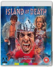 Island of Death [New Blu-ray] With DVD