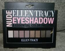 New ELLEN TRACY Nude eye shadow 8 essential color palette