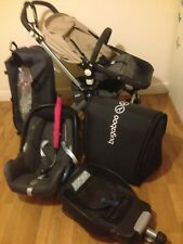 Bugaboo Cameleon 2 -Second hand- 3 in 1 all accessories PLUS bugaboo travel bag