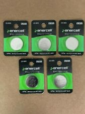 Lot of 5 **NEW** Enercell BR2325 CR2325 CR 2325 3v Lithium Battery 2300805