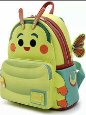 NWT Loungefly A Bugs Life Heimlich Caterpillar Butterfly Mini Backpack