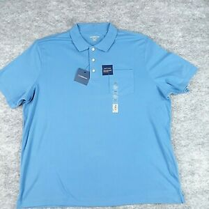 Croft & Barrow Shirt Mens XXL Polo Easy Care Rugby New Extra Exrta Large