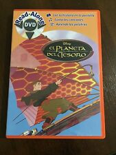 EL PLANETA DEL TESORO READ ALONG - 1 DVD - 90 MIN - PAL 0 MULTIZONA DISNEY
