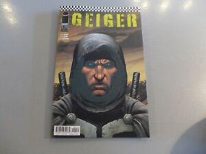 Geiger #1 First Print Glow In the Dark Variant Image Comics