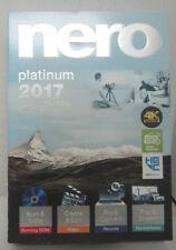 Nero Platinum 2017 HD Multimedia Suite 4k (windows)