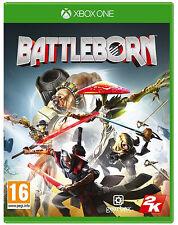 Battleborn-Include primogenito ~ XBOX ONE (NUOVO E SIGILLATO)