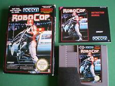 Nintendo NES ROBOCOP Complet PAL B FRA