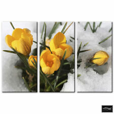 Yellow Floral Original Art Prints