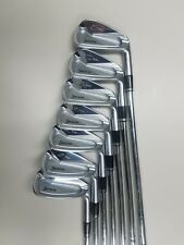 NEW Showroom Authentic Srixon Z 765 Forged Irons RH 4-PW Dynamic Gold S300 Stiff