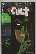 BATMAN THE CULT BOOK FOUR 'Combat'  Unused Warehouse Stock  C4.23