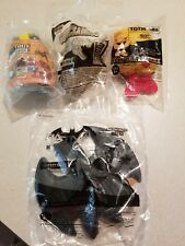 SONIC WACKY PACK LOT OF FOUR NIP TOYS FREE SHIPPING