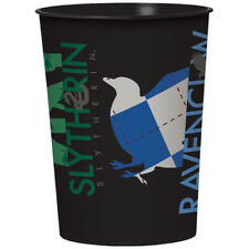 HARRY POTTER Mascots REUSABLE KEEPSAKE CUPS (2) ~ Birthday Party Supplies Favors