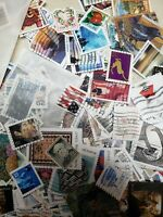 """RECENT STAMP HOARD OF """"ALL DIFFERENT USED USA"""" 30 to 39 CENT STAMP FREE SHIPPING"""