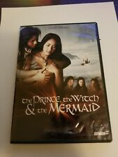 The Prince, The Witch & The Mermaid-Char DVD