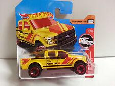 """Coche Mattel Hot Wheels DTY05 """"HW RESCUE"""" - '15 Ford F-150 1/64"""
