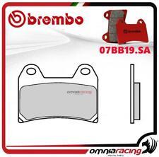 Brembo SA - fritté avant plaquettes frein Moto Guzzi V7 classic 2009>
