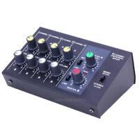 R-X219 8 Channel Universal Mixer Console Karaoke Digital Mixing Console hv2n