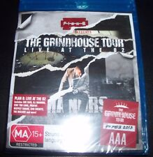 Plan B The Grindhouse Tour Live At The O2 (Aust All Region) Bluray - New