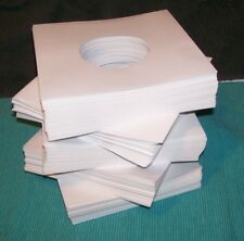 45 Rpm Sleeves - 500 White NEW!