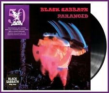 Black Sabbath paranoid 180g 1lp Vinyl Gatefold 2020 Sanctuary BMG