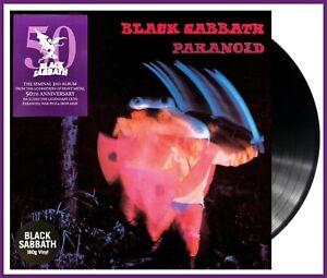 "Black Sabbath ""paranoid"" 180g Vinyl LP Album NEU 50th Anniversary Reissue  2020"