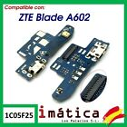 Card Load For ZTE Blade A602 Cable Flex Micro USB Microphone Connector Pin