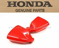 New Genuine Honda Hand Guard Set 2000-2007 XR650 R R134 Red (See Notes) #D49